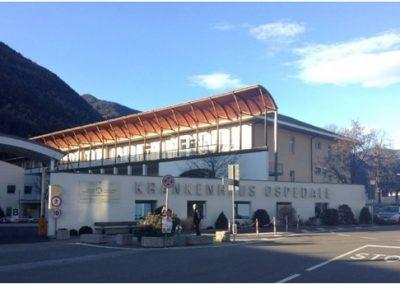 Pronto soccorso e ambulatori traumatologici dell'Ospedale di Bressanone(BZ)