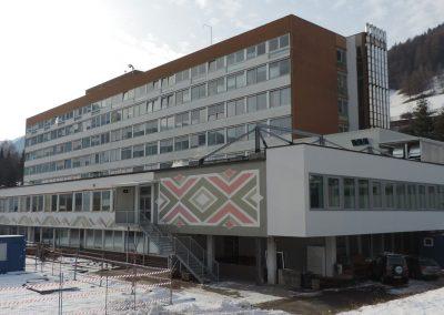 Ospedale di Vipiteno (BZ) Reparto operatorio