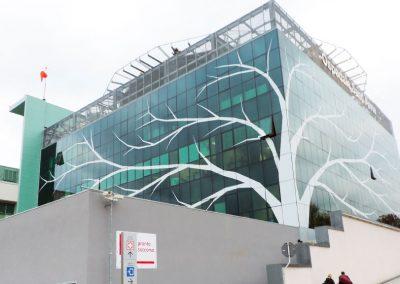 Ospedale S. Anna di Como (CO) – Edificio per uffici con annessa elisuperficie