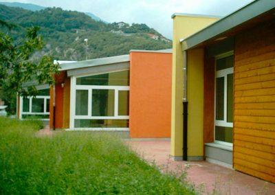 Nuova Scuola materna a Cividate Camuno (BS)