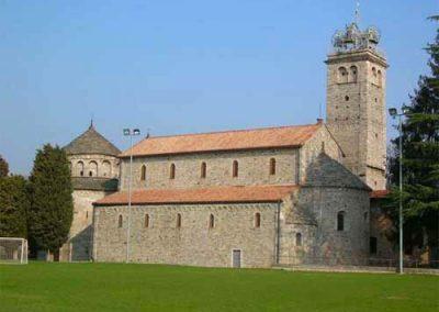 Basilica San Vittore ad Arsago