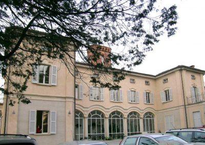 """Centro per disabili """"Villa Colombo"""" Oggiona con S. Stefano"""