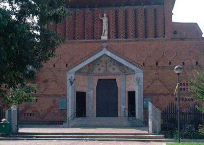 Parrocchia di San Giovanni Battista alla Creta (MI)