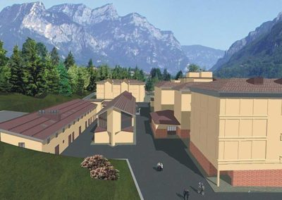 Ospedale S. Lorenzo – Borgo Valsugana