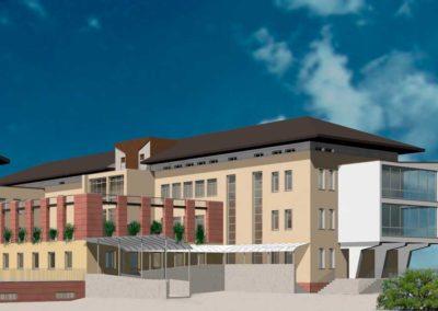 Ospedale di Cavalese (TN)