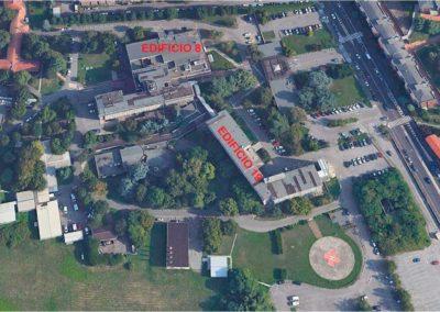 Ospedale di Bollate | ristrutturazione