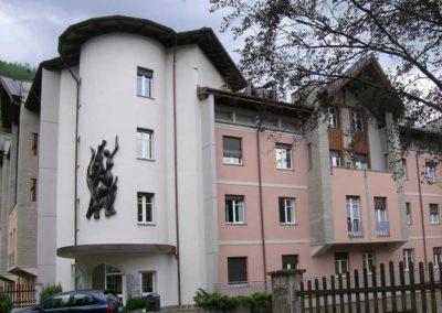 Ospedale S. Lorenzo (TN) | ampliamento
