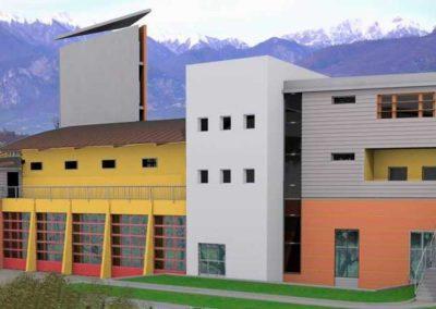 Centro protezione civile Arco (TN)