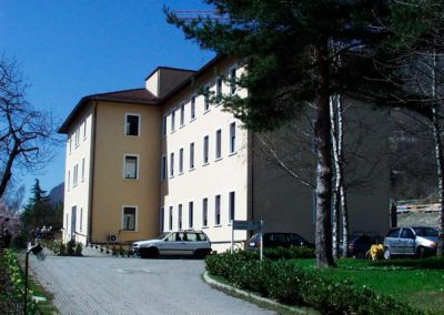 Casa di riposo S. Giuseppe – Roncegno Terme