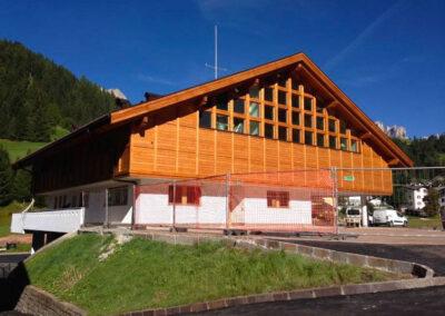 Edificio comunale Polifunzionale a Soraga